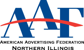 American Advertising Federation – Northern Illinois Retina Logo