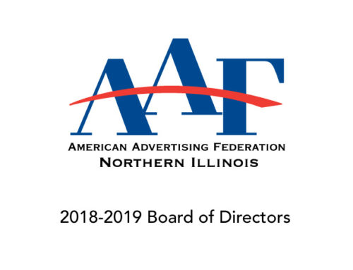 AAF Northern Illinois Names 2018-2019 Board of Directors
